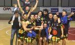 Basket Promozione Leopandrillo Cantù corsara a Giussano