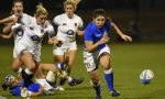 Rugby femminile Maria Magatti in raduno con l'Italia a Parma