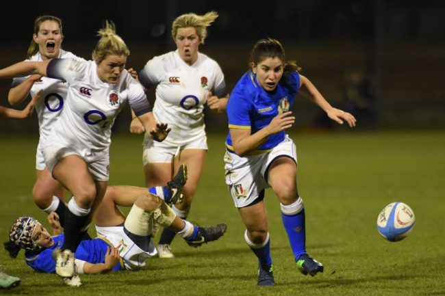 Rugby femminile la comasca maria magatti