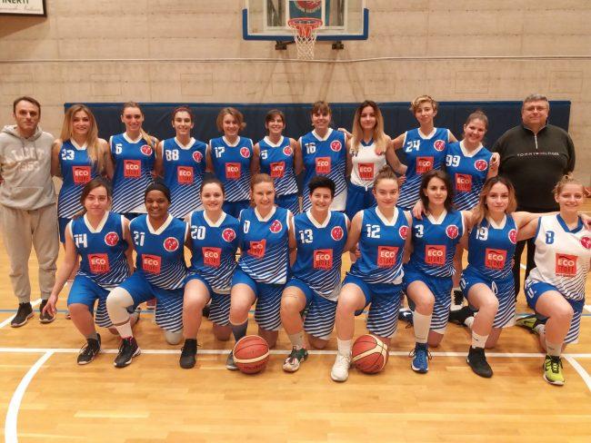 Basket femminile stasera l Ecostore gioca il recupero - Giornale di Como e0346d6fd1bc