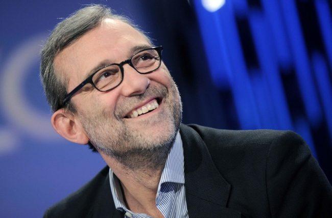 Roberto Giachetti a Mariano per presentare il suo libro