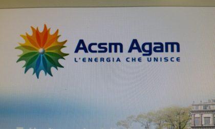 Ecco la nuova bolletta per le aziende luce e gas del gruppo Acsm Agam