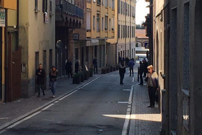Esplosioni Lombardia: caccia superano il muro del suono