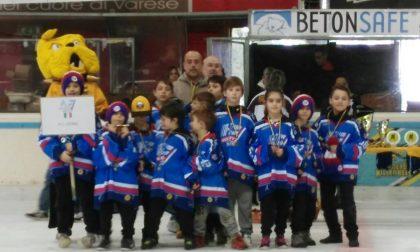 Hockey Como Under9 quinti al Memorial Fiori
