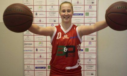 """Basket femminile la canturina Beatrice Del Pero tra le """"best 5"""" dell'ultimo turno di A1"""