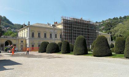 Estate difficile a Como con Villa Olmo e lido chiusi e settore Cultura in affanno