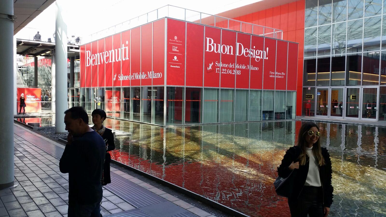 Salone del mobile protagoniste diverse scuole comasche for Scuole di design milano