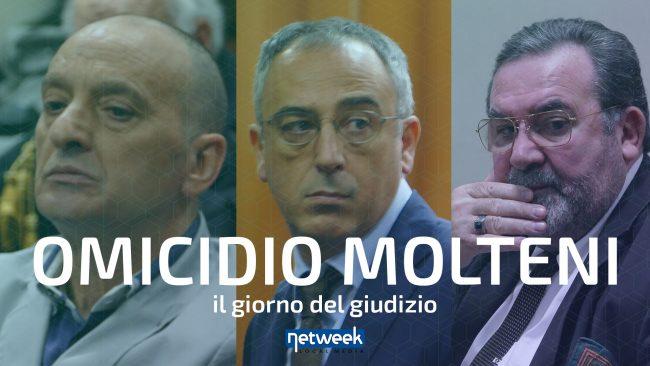 Omicidio Molteni &#8211&#x3B; il giorno del giudizio &#8220&#x3B;Colpevoli&#8221&#x3B;