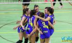 Virtus Cermenate in un secco 3 a 0 con Transport Como Volley