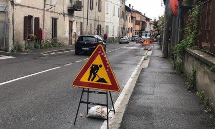 Lavori a Como: modifiche alla viabilità in via Anzani, Cardano e D'Annunzio