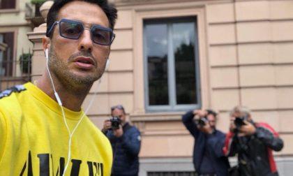 """Fabrizio Corona e quell'amicizia nata dietro le sbarre: """"Alberto combatti fino alla fine"""""""