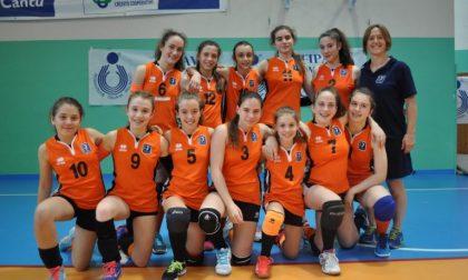 CS Alba Volley secondo posto delle u13 in Coppa
