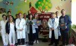 Leo Club Chronos dona tre tablet al Sant'Anna