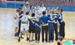 Basket femminile Novati e Del Pero con l'Italia U20