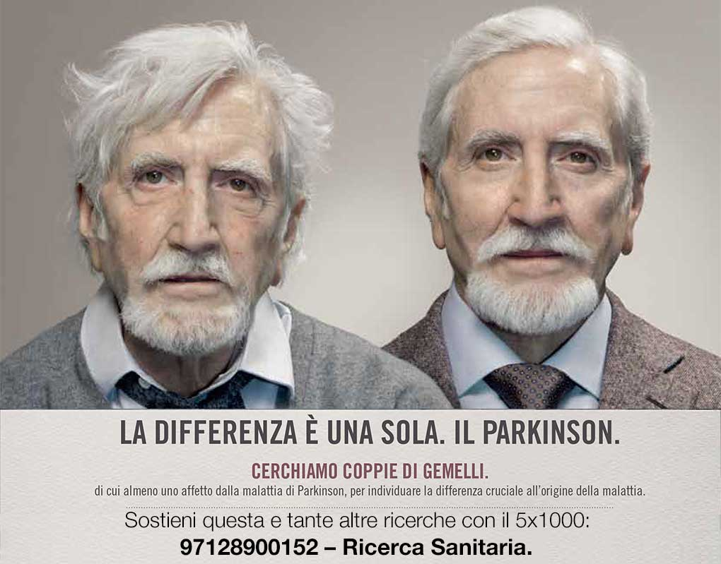 AAA gemelli cercansi per poter curare il Parkinson