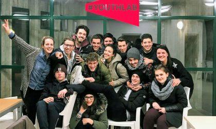 I ragazzi di YouthLab inaugurano la nuova stazione di Erba