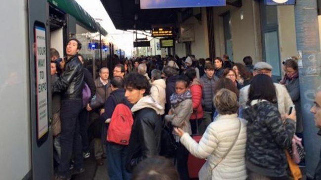 Lecco Como Milano: oggi raffica di treni cancellati