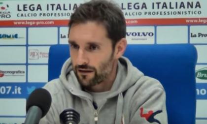 Como calcio, l'ex lariano Andrea Ardito esonerato dalla Giana Erminio