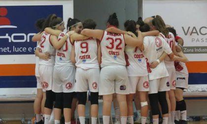 Basket femminile, Costa Masnaga conosce le sue avversarie di A1 che partirà il 4 ottobre
