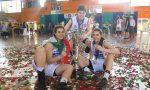 Basket femminile Balossi, Allevi e Colognesi con l'Italia u16