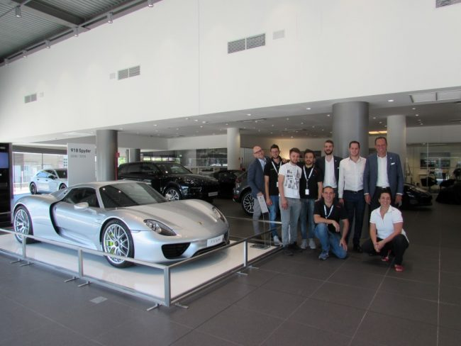 Porsche festeggia 70 anni LE FOTO