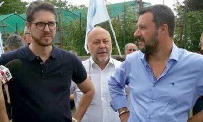Nicola Molteni multato a Benevento dal sindaco Clemente Mastella