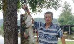 Pesce record ad Alserio: un siluro da 40 kg