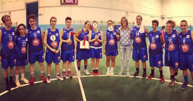 Basket femminile Vertematese ok a Fino