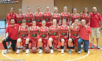 Basket femminile ecco i due gironi di A2