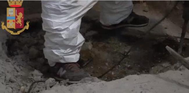 Ecco dove è stato ritrovato il cadavere di Antonio Deiana VIDEO