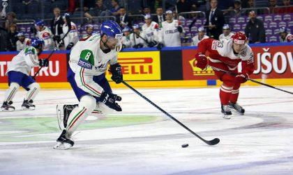 Hockey Como il lariano Giovanni Morini in raduno premondiale con l'Italia