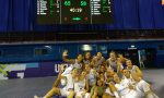 Basket femminile quinta l'Italia della lariana Frustaci