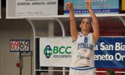 Basket femminile, oggi l'Italia di Laura Spreafico cerca l'impresa contro la Rep. Ceca