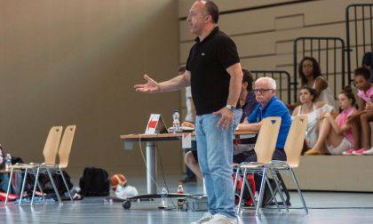 Basket femminile Walter Montini sta guidando la baby Svizzera