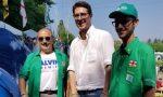 Nicola Molteni a Veniano, incontro con la Lega