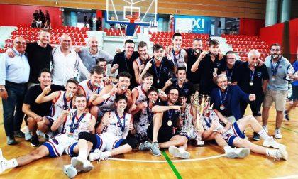Basket giovanile ecco i gironi maschili Eccellenza ed Elite