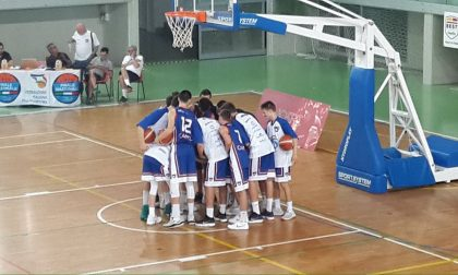 Basket giovanile tre le best 72 anche il Team Abc Cantù