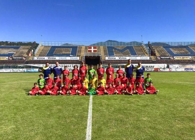 Como Calcio arriva il City camp 2019
