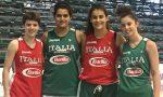 Basket femminile poker lariano prepara gli Europei U16