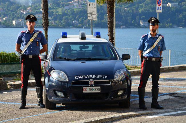 Contrasto allo spaccio in Alto lago: fermati due uomini