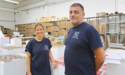 Trent'anni di Nuova Tecnostampa, l'azienda di Gerenzano porta dipendenti e famiglie a Tenerife
