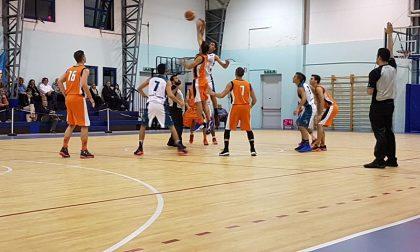 Basket serie D stagione finita per Cadorago battuto ieri dal Cassano al 1° turno