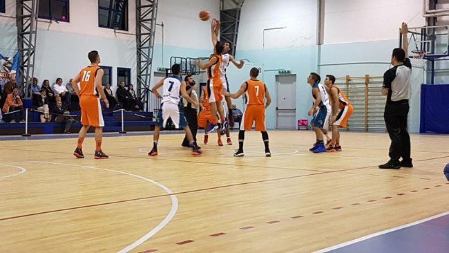 Basket serie A Appiano gentile