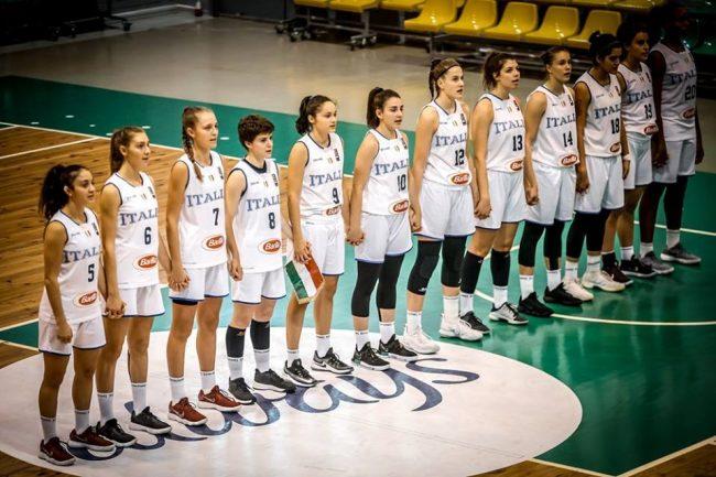 Basket femminile la giovane Italia vola ai quarti - Giornale