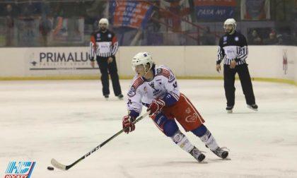 Hockey Como: i fratelli Formentini di nuovo insieme con la maglia biancoblù