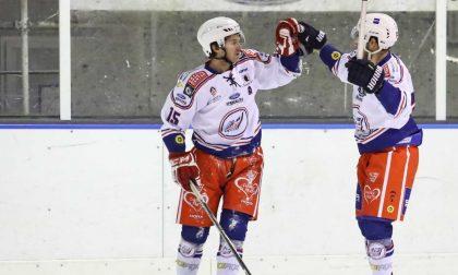 Hockey Como 75 spettatori ammessi per il match di sabato 17 a Casate contro Bressanone