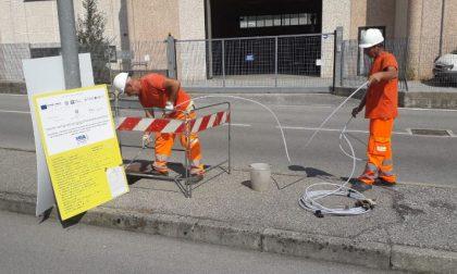 Fibra ottica a Orsenigo, al via i lavori - Prima Como