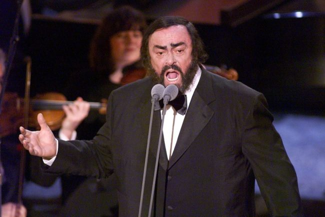 La notte delle stelle ricorderà Pavarotti