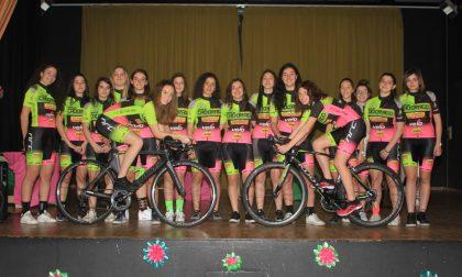 Bike Cadorago fine settimana tricolore per Esordienti e Allieve