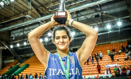 Basket femminile la giovane brianzola Meriem Nasraoui sbarca in serie A1 a Broni